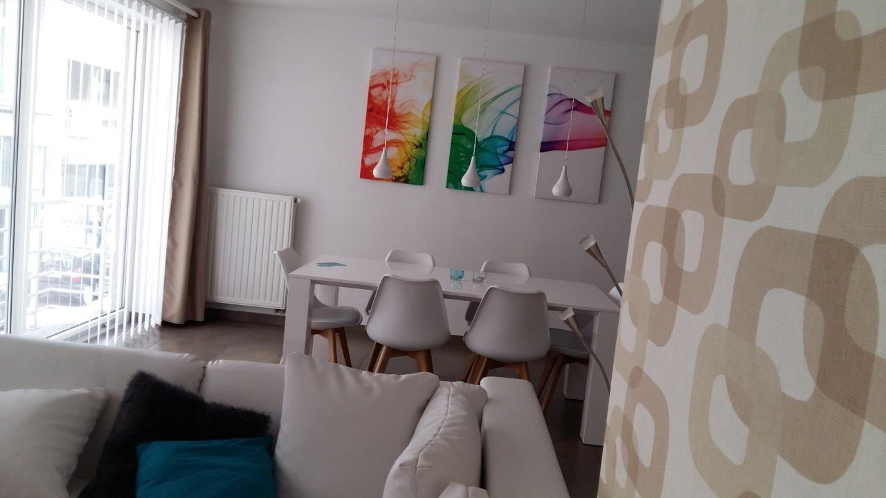 Oostende - Apt 2 Slpkmrs/Chambres - Sauvignon